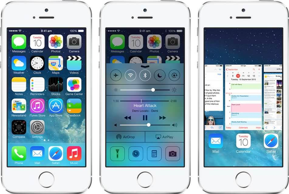Familiar passcode flaw found in iOS 7