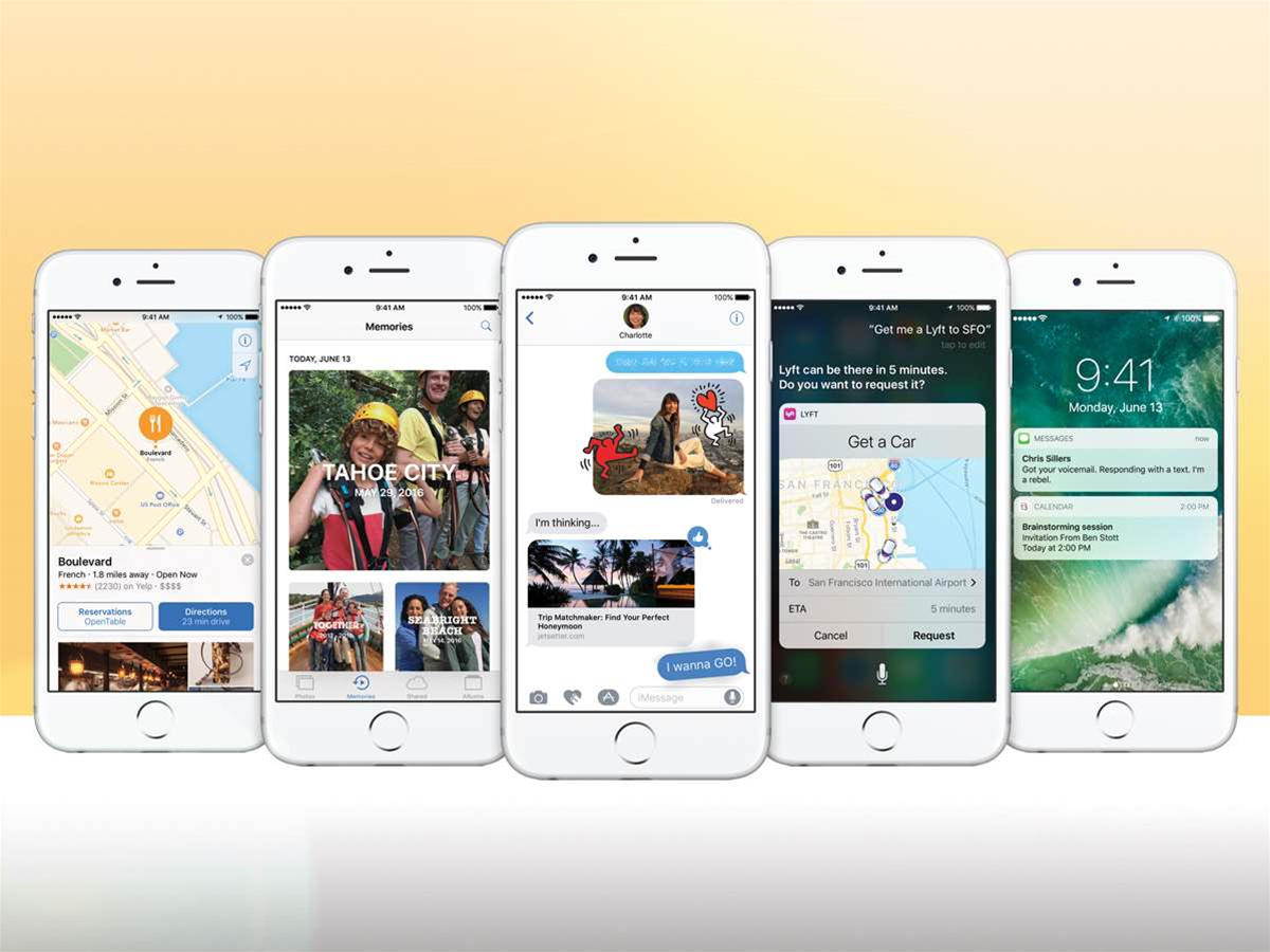 Here's how to download the iOS 10 public beta