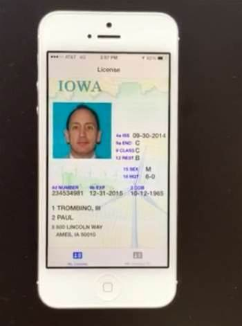 Your Smartphone Could Replace Your Driver's License Someday Soon