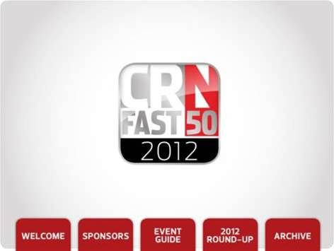 CRN launches Fast50 iPad app