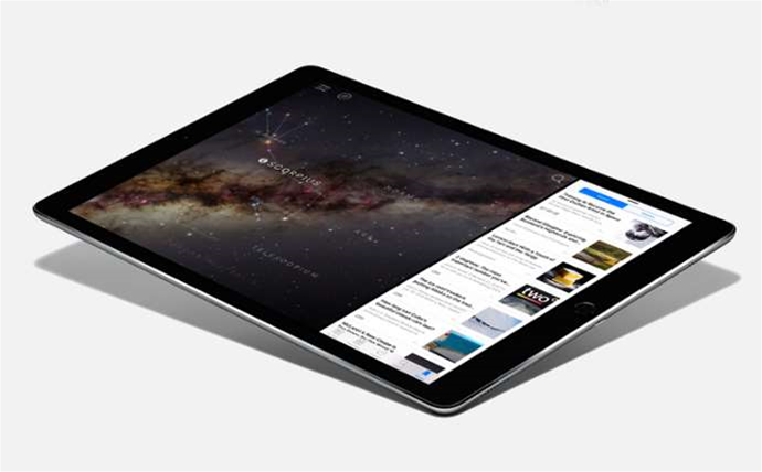 Apple swamped with complaints of frozen iPad Pros