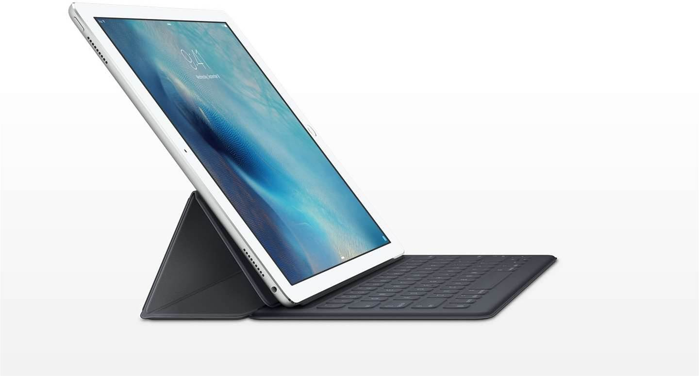 You can order Apple's 12.9in iPad Pro this week