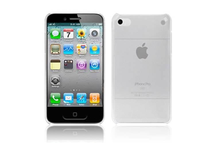 iPhone 5 image analysis: new secrets revealed