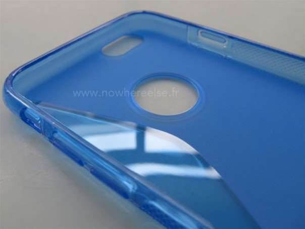 Leaked iPhone 6 case suggests side-mounted power button