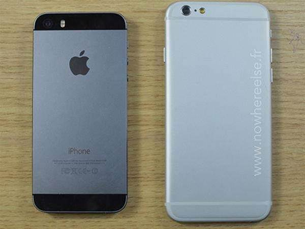 The most detailed iPhone 6 mock-up we've seen so far
