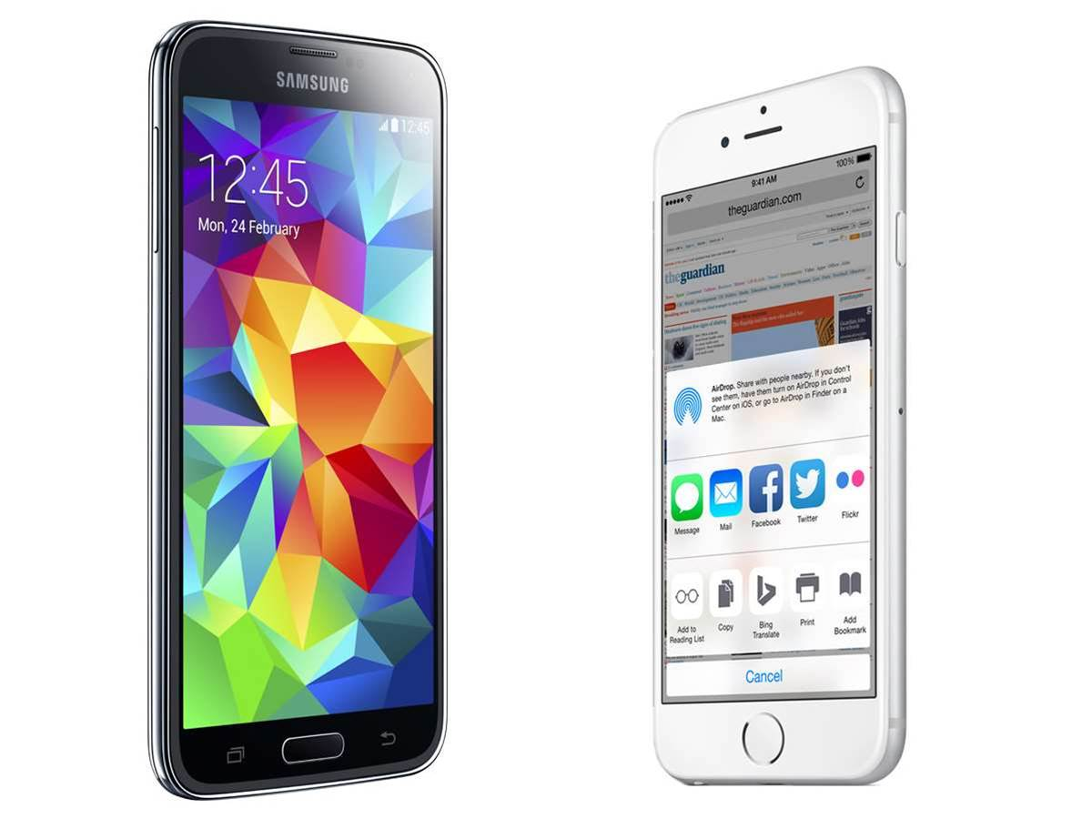 Apple Stores will take Android phone trade-ins
