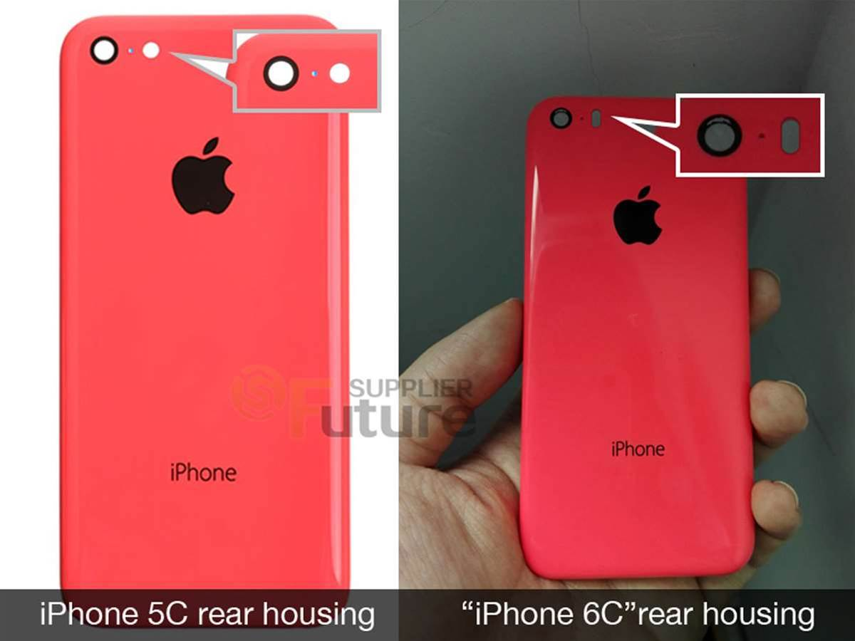 Spy shot may confirm Apple iPhone 6C's existence