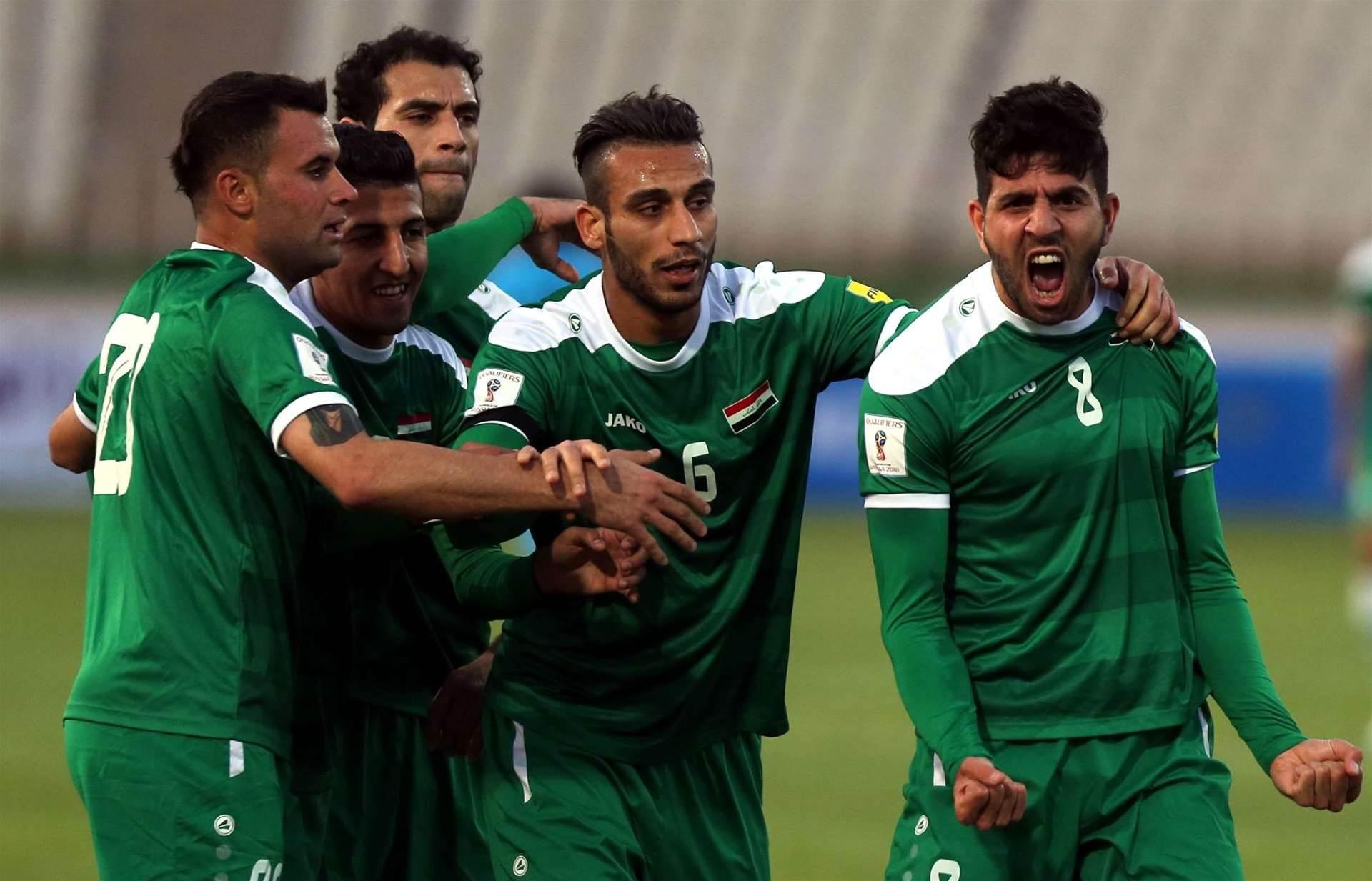 Iraq held by Perth Glory