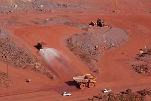 Roy Hill simulates iron ore demand chain