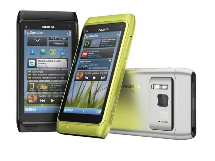 Sorry Nokia delays N8 smartphone again