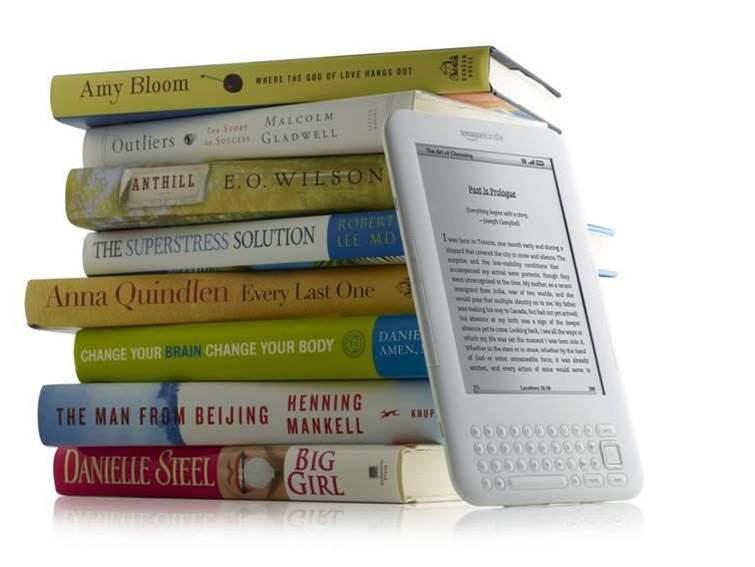 E-book 'thieves' threaten authors' incomes