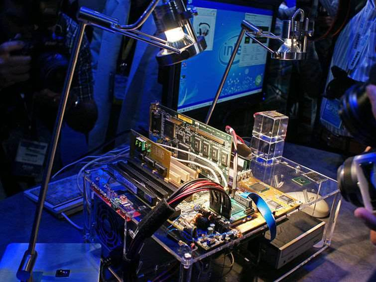 IDF 2011: More details on Intel's solar-powered processor