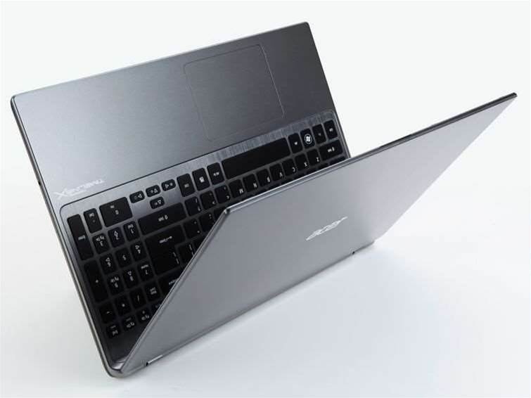 Acer claims world's thinnest Ultrabook