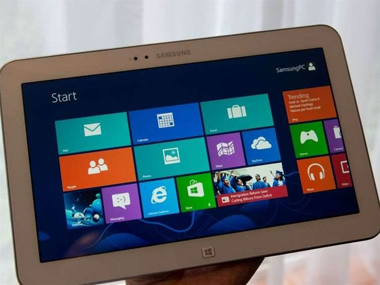 Samsung adds Android to its Windows 8 lineup