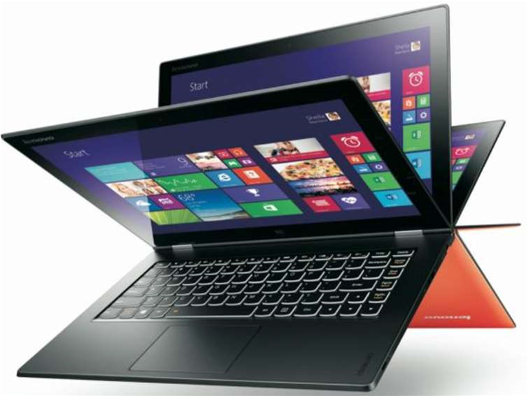 Lenovo Yoga 2 arrives, and budget Flex hybrids