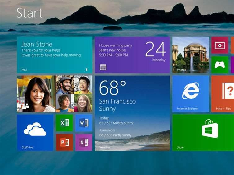 Microsoft lets apps roam across Windows 8.1 devices
