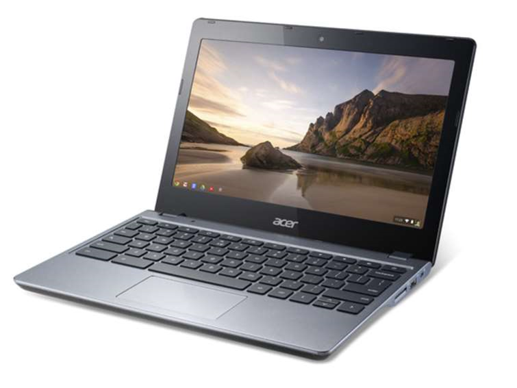 Acer's new C7 Chromebook packs a Haswell processor