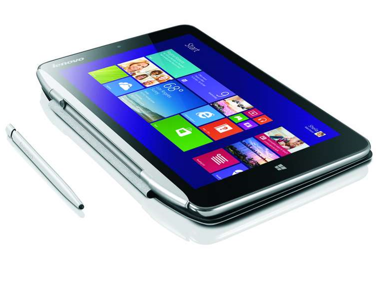 Lenovo's Miix2 is a 8in Windows 8.1 Bay Trail tablet
