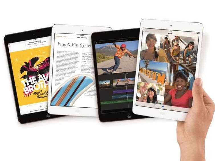 iPad mini gets Retina display