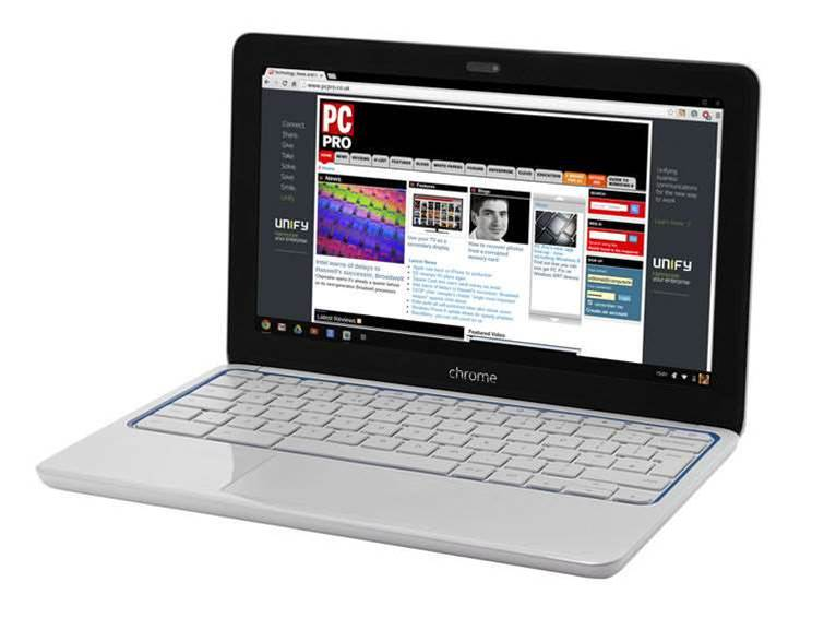HP Chromebook 11 pulled from shelves