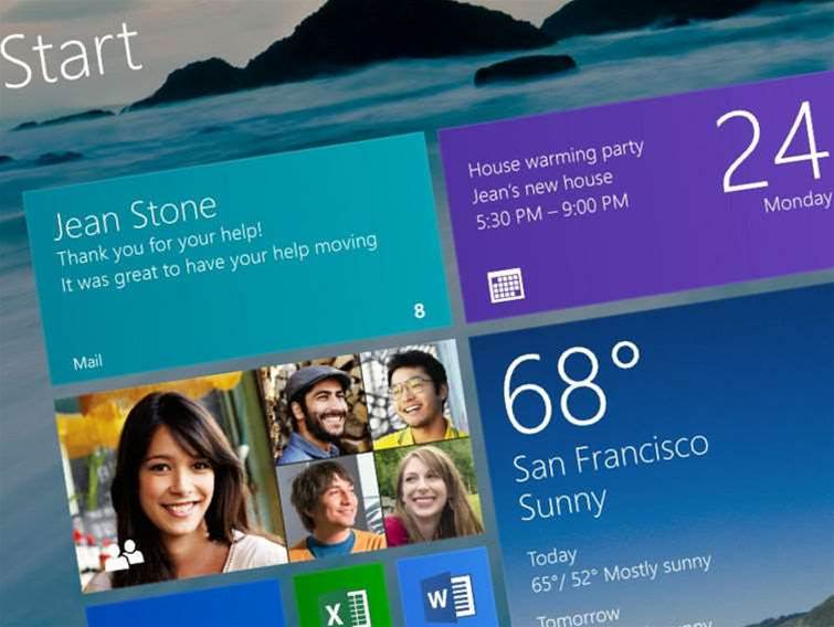 "Start menu could be ""coming back to Windows"""