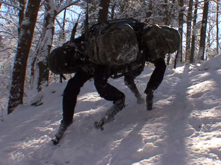 Google buys Boston Dynamics, robots soon to rule the world