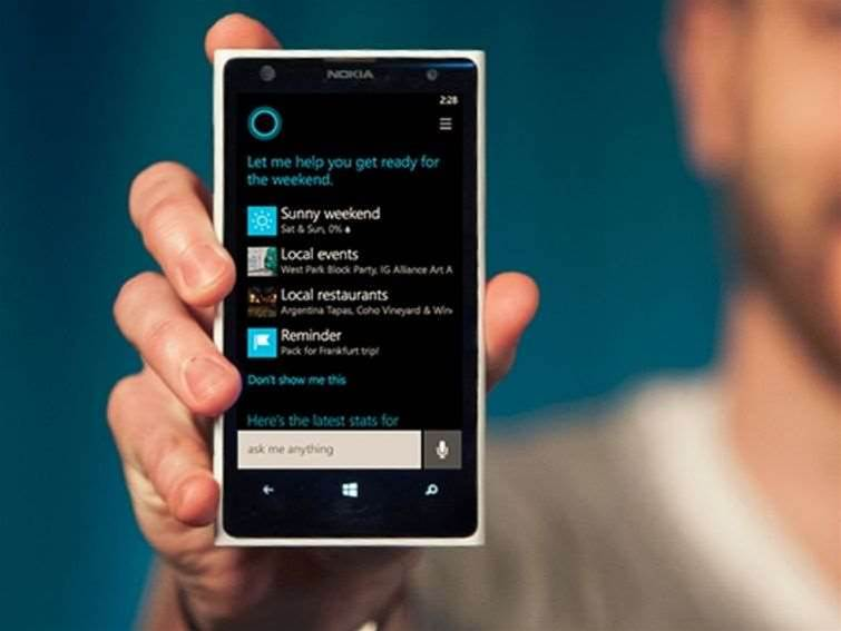 Windows Phone 8.1 takes on Siri with Cortana