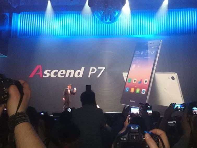 Huawei launches the Ascend P7: release date, specs and more revealed