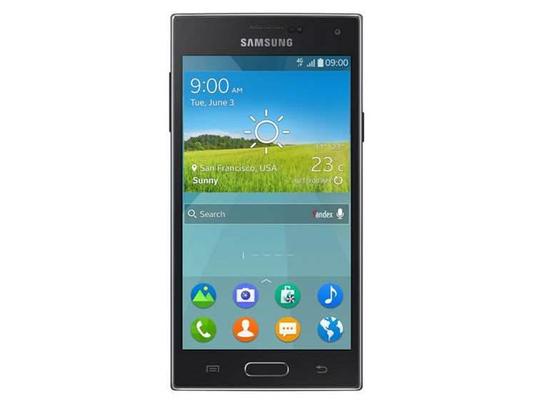 Samsung Z Tizen smartphone ditches Android