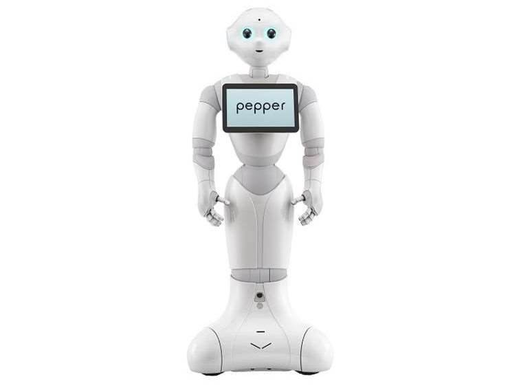 """Human-like"" robots will be in your home next year"
