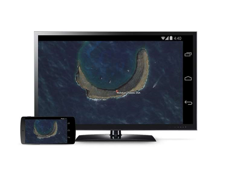 Chromecast owners get Android mirroring