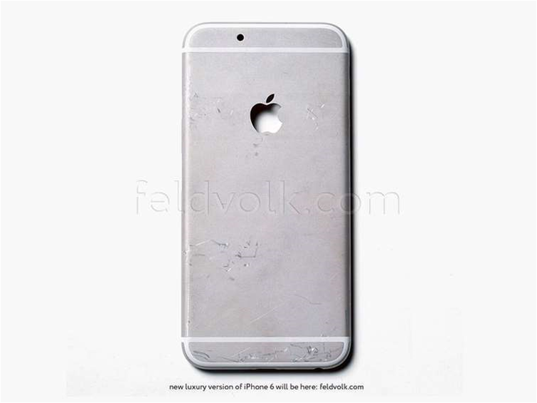 iPhone 6 case revealed in leaked photos