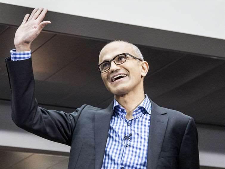 "Nadella: Microsoft must ""rediscover its soul"""