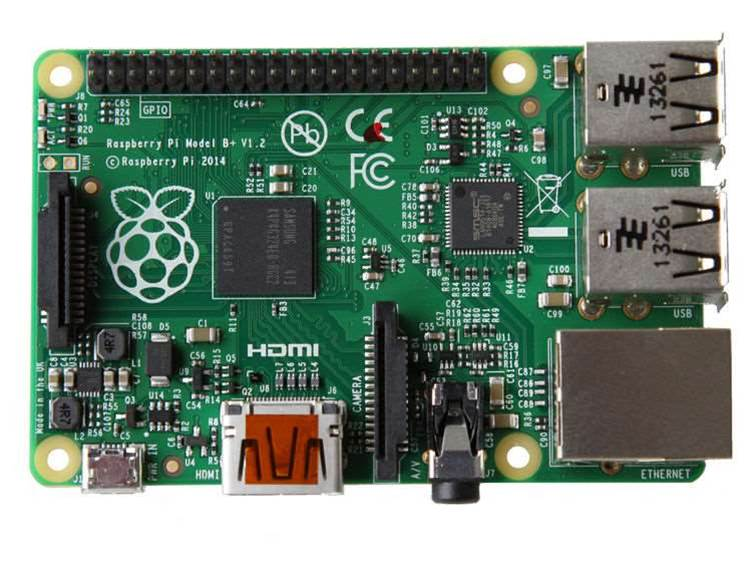 New Raspberry Pi Model B+ revealed