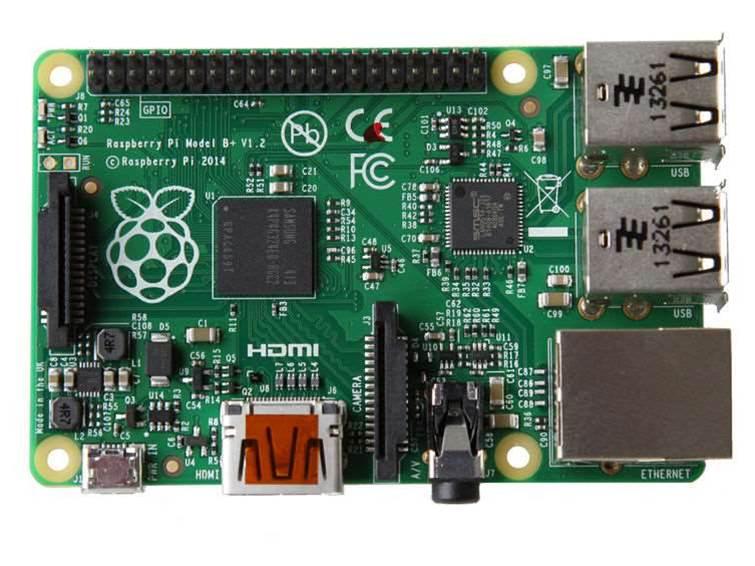 New Raspberry Pi Model B+ revealed