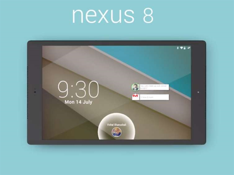 Google Nexus 8 is on the way