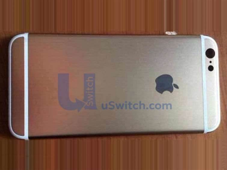 iPhone 6's Apple logo could light up for notifications