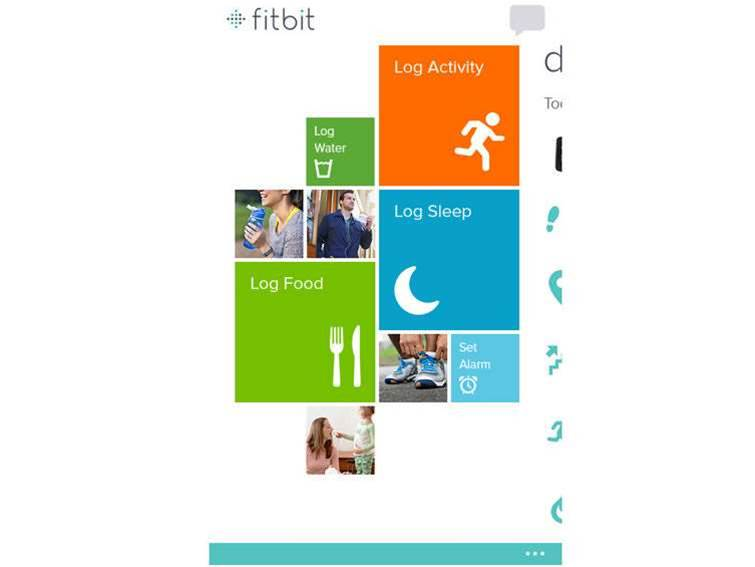 Windows Phone gets wearables app from Fitbit