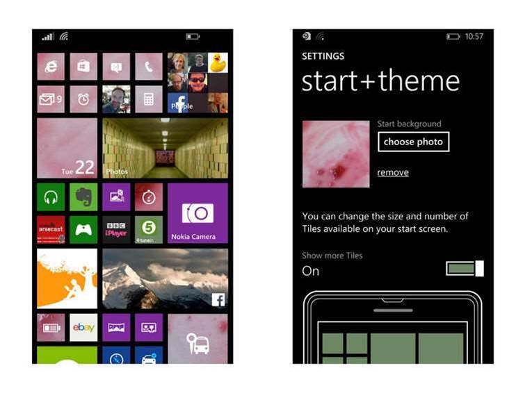 Buggy update arrives for Windows Phone 8.1