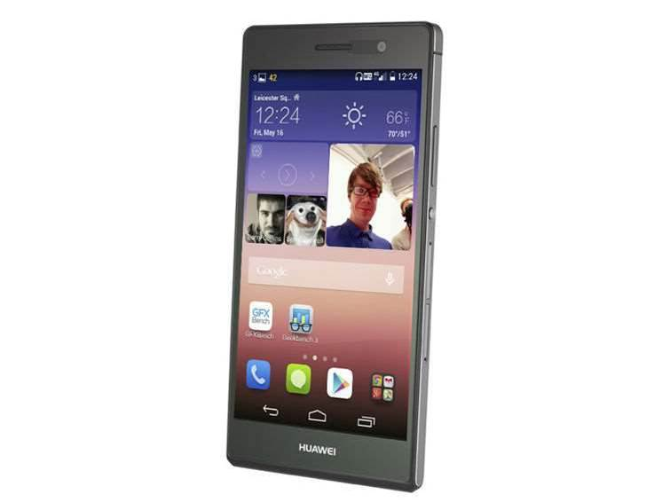 Huawei Ascend P7 to also get sapphire display