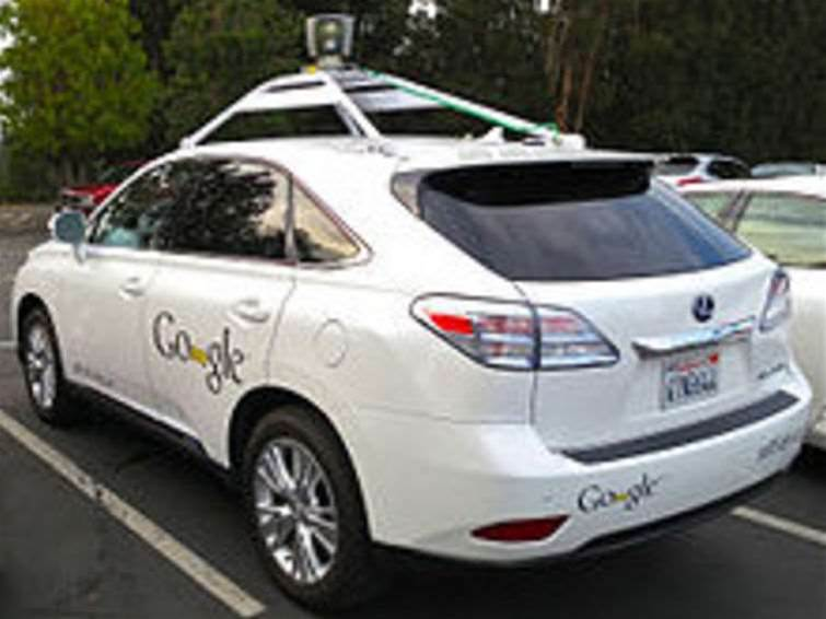 "Driverless car testers don't need to be ""safe drivers"", says Google"