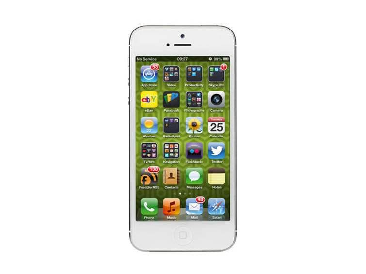 Apple admits fault in iPhone 5 battery