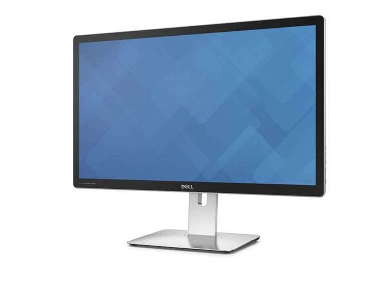 Dell's new monitor boasts twice the resolution of the 27in iMac