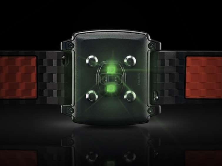 Intel's Basis Peak smartwatch