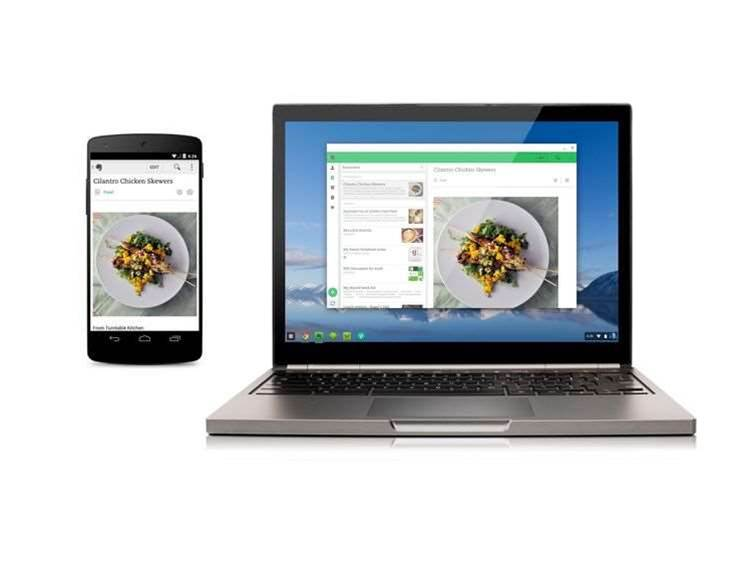 Chromebook owners get access to Android apps