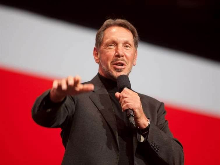 Ellison steps down - so who's running Oracle now?