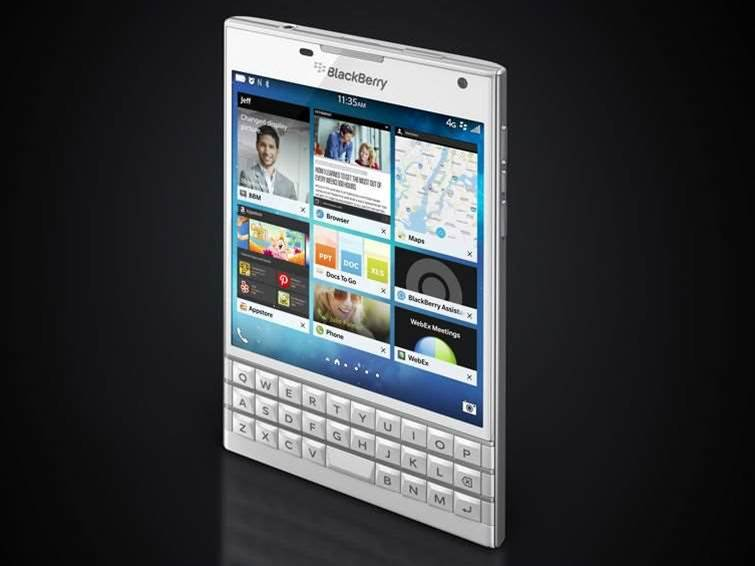 BlackBerry Passport officially announced