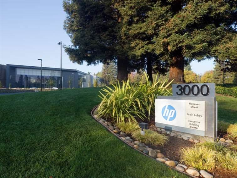 HP confirms plan to split