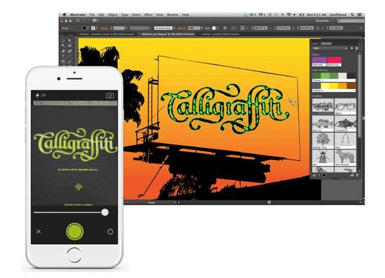 Adobe has more apps for iOS, but not for Android