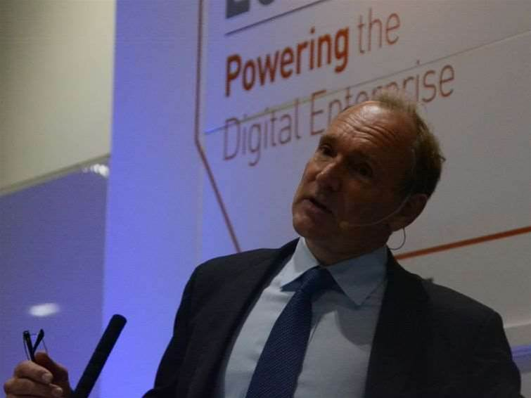 Tim Berners-Lee says forget targeted advertising and let data be free
